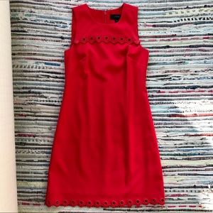 J.CREW Red Dress